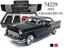 1/24 - 1955 CHEVROLET BEL AIR