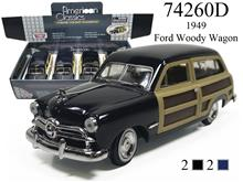 1/24 - 1949 FORD WOODY WAGON