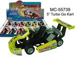"5"" TURBO GO KART"