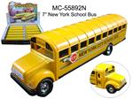 "7"" SCHOOL BUS - NEW YORK"
