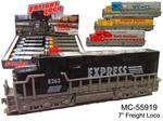 "7"" FREIGHT LOCO"