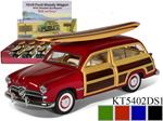 "5"" 1949 FORD WOODY WAGON W/SURFBOARD"