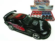 "5"" DODGE VIPER GTRS WITH PRINTING"