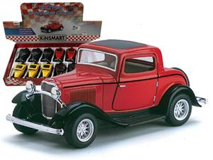 "1:34 5"" 1932 FORD 3-WINDOW COUPE"