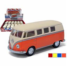 "5"" 1962 VW CLASSICAL BUS IVORY TOP"