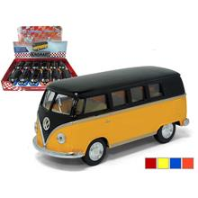 "5"" 1962 VW CLASSICAL BUS BLACK TOP"