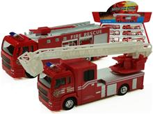 "7"" FIRE ENGINE WITH SOUND AND LIGHT"