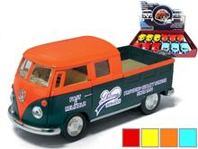 "5"" 1963 VW BUS DOUBLE CAB PICKUP WITH PRINTED"