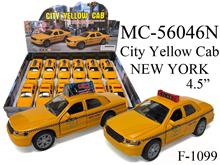 CITY YELLOW CAB-NEW YORK