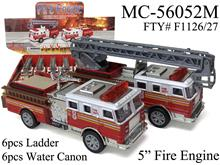 "5"" FIRE ENGINE- TWO STYLES"