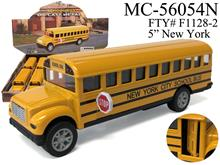 "5"" SCHOOL BUS - NEW YORK"