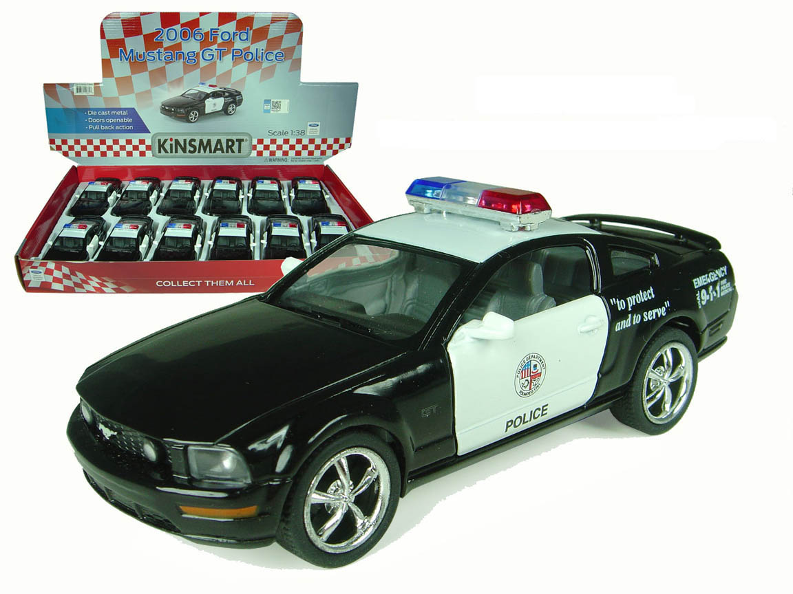 5 2006 Ford Mustang Gt Police Sailing Us International Corp